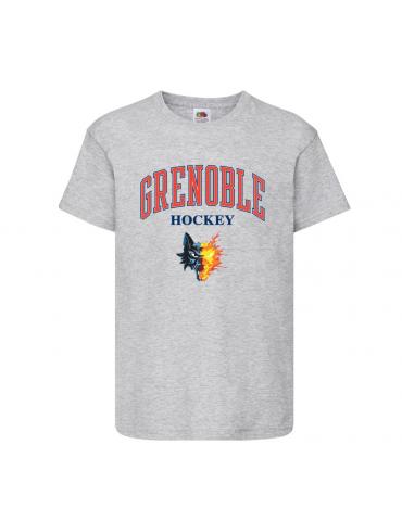 T shirt enfant - Grenoble