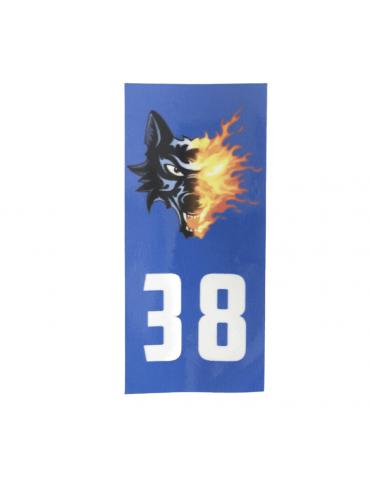 Stickers 38 - BDL